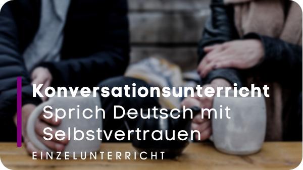 Konversations- unterricht